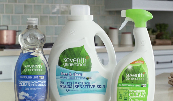 Seventh Generation Green Products