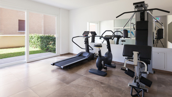Home Gym Cleaning